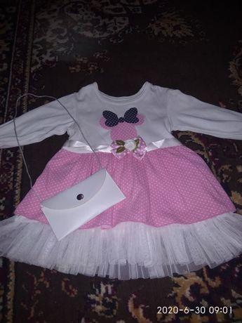 Платье для модници