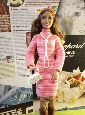 Одежда для Барби Кена платье брюки костюм шапка бесйболка