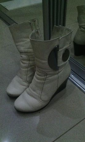 ботиночки полностью натуралка 38