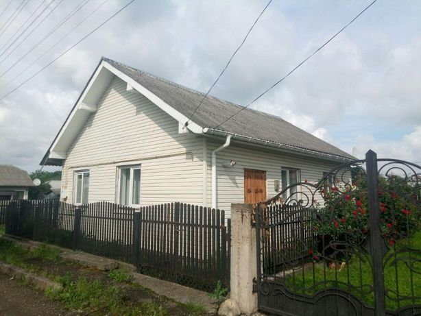 Продається житловий будинок по вул.Хомишина в смт.Богородчани