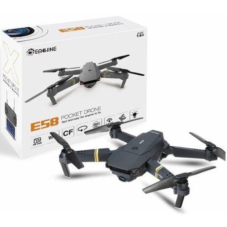 Eachine E58 1080p WIFI FPV дрон квадрокоптер широкоугольная камера