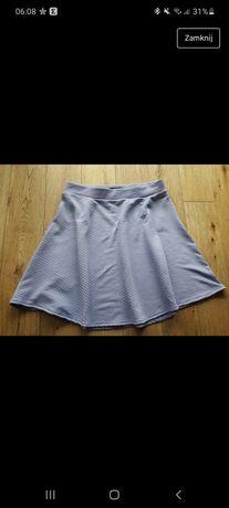 Spódnica mohito m liliowa fioletowa jak nowa