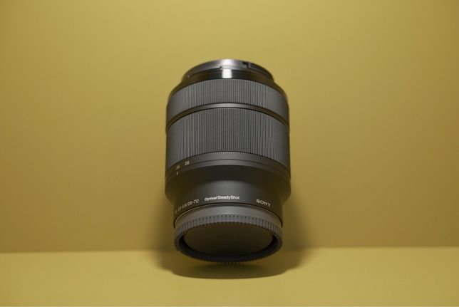 Obiektyw Sony FE 28-70 3.5-5.6 NOWY Gwarancja