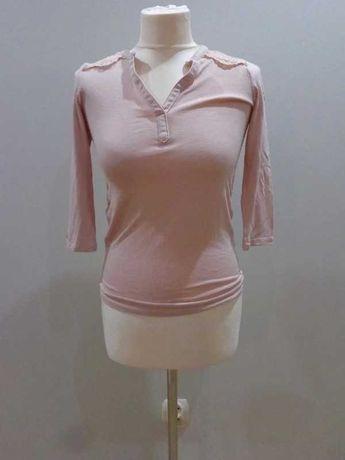 Bluzka ciążowa koronka H&M mama r. 34