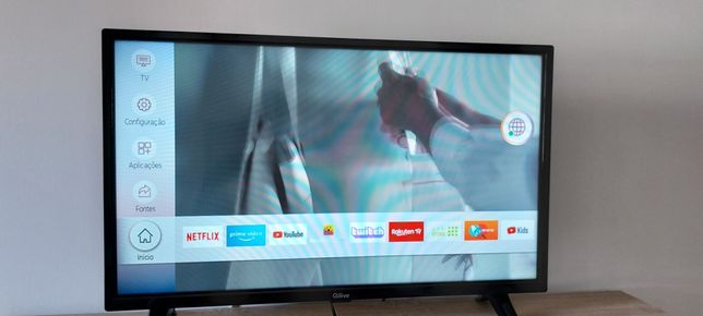 Smart TV 81cm c/ garantia