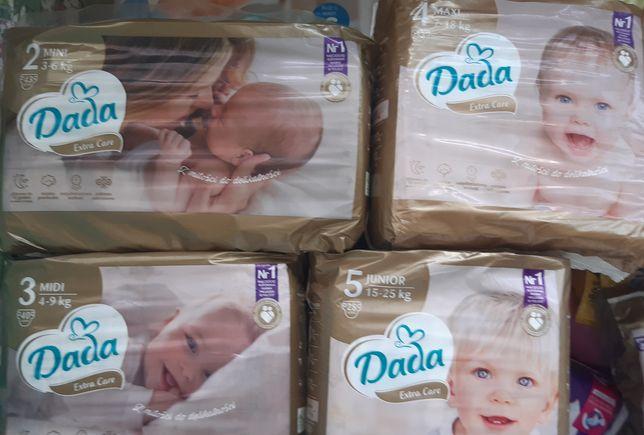 Подгузники ДадаDada Extra Care(обновленная).9мрн(Рынок),Интер