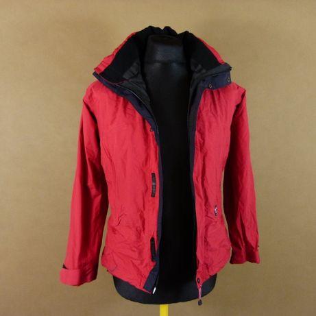 Haglofs turystyczna czerwona damska kurtka 34 S
