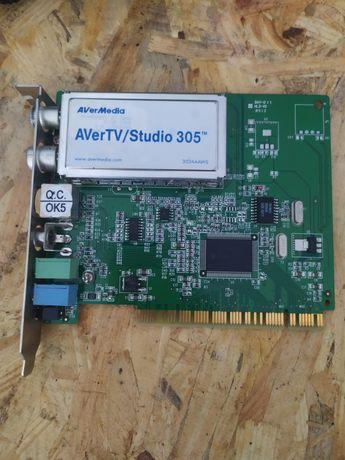 ТВ тюнер Avermedia AVerTV Studio305