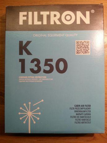 Filtr powietrza FILTRON K 1350