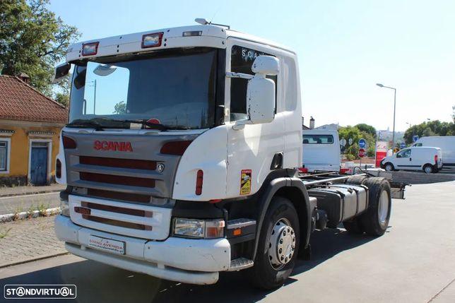 Scania P 380 / / RETARDER / / CX MANUAL
