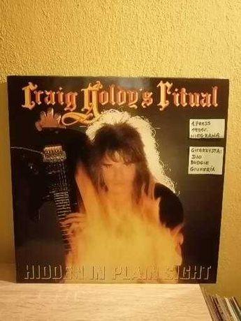 Craig Goldy's Ritual 1Press 1991 Unikat!!! Nowa Raz Odtworzona!!!