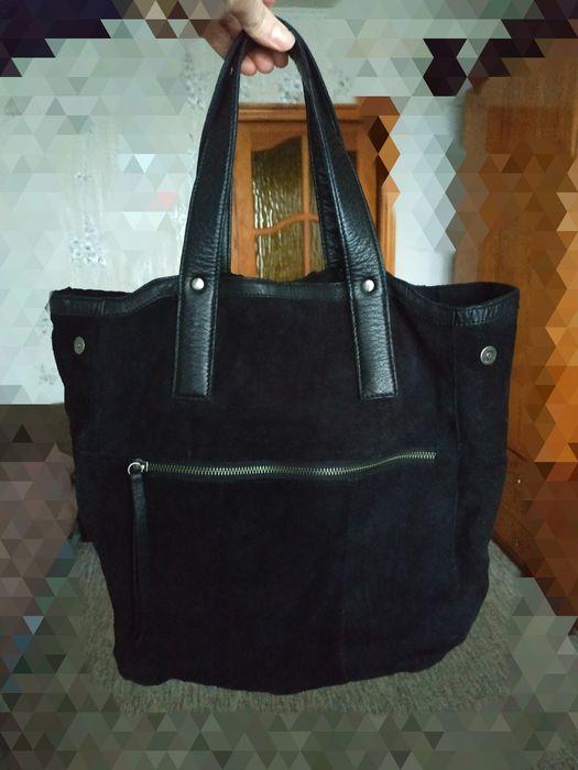 фирменная кожаная сумка Винница - изображение 1