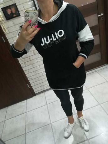 bluza JU LIO czarno-biała nowa
