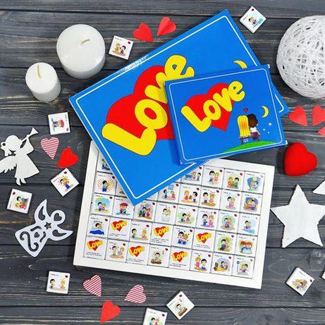 Шоколадные наборы, лов из, love is подарунок коханим подарок любимым