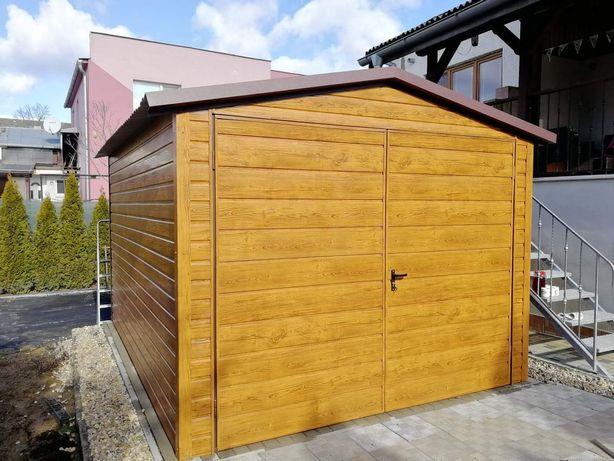 Garaż blaszany/Domek ogrodowy/Schowek