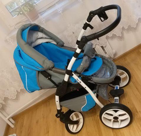 Wózek wielofunkcyjny Baby Merc Q9 3w1