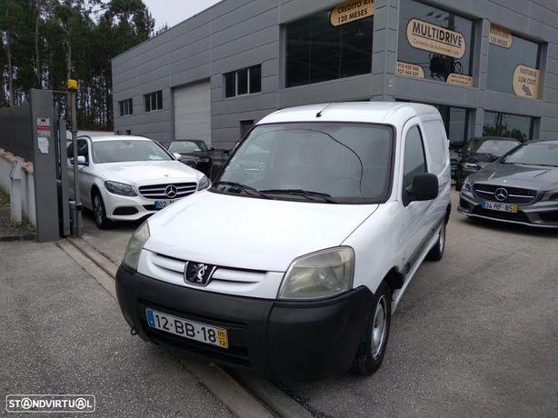 Peugeot Partner 2.0 Hdi Fibrada