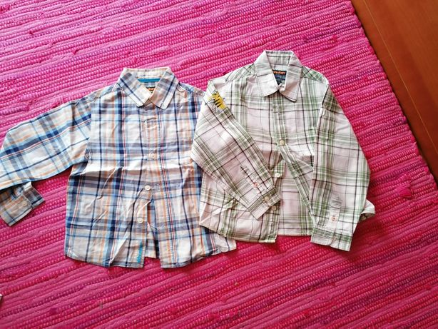 Camisas menino Zara