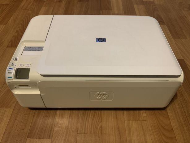 Принтер (мфу)  HP Photosmart C4483