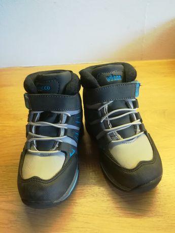Buty chłopięce ocieplane rozm. 23