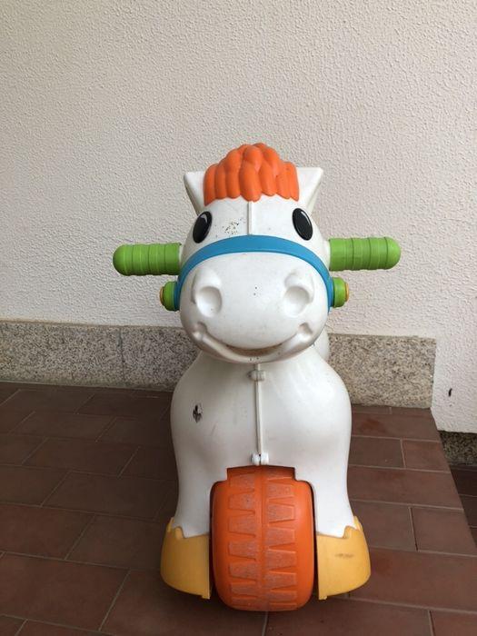 Triciclo cavalinho