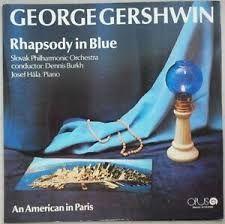 Gershwin - Rhapsody In Blueminiatura