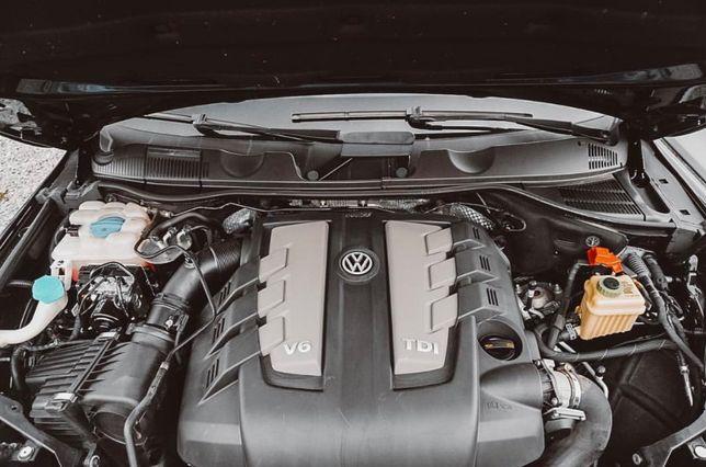 Двигатель Двигун Мотор 3.0 CRC CNR CJM Touareg NF НФ /Audi Q7 Ауди Ку7