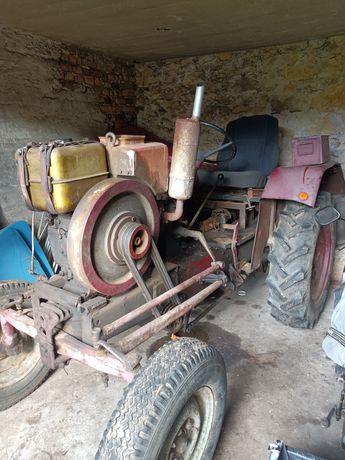 Traktor  Traktorek Ciagnik sam es 15