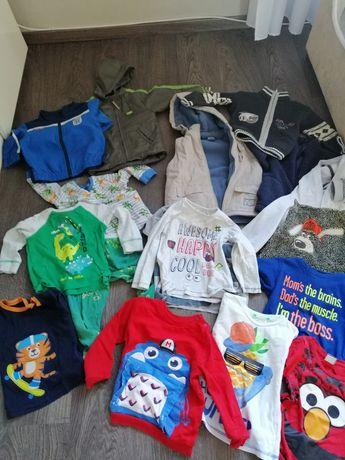 Paka ubrań dla chłopca 92 - 104