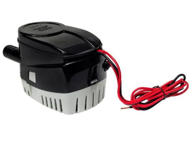 Pompa elektryczna do wody zęzowa automatyczna na łodzi jacht / NOWA