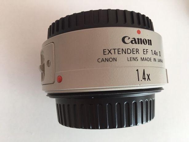 Konwerter Canon EF 1,4 II