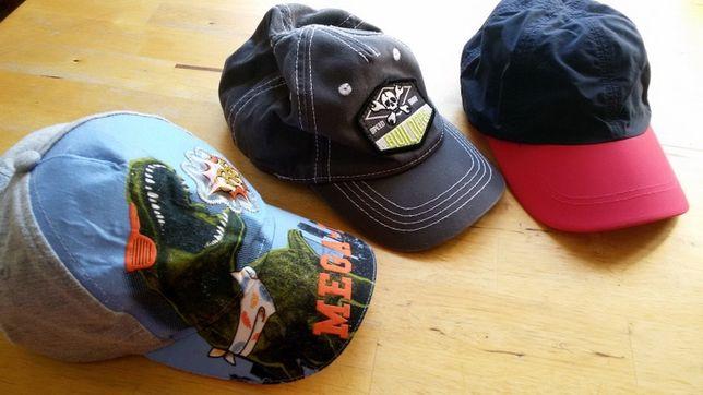 H&M Reserved 110+ CZAPKA z daszkiem full cap bejsbolówka kapelusz BDB+