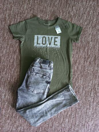 Джинси,футболка,11-12років