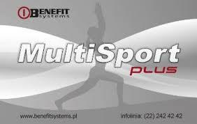 Karta Multisport Plus dla osoby towarzyszącej