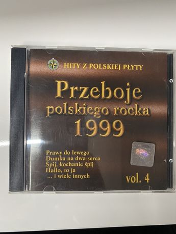 Przeboje polskiego rocka 1999 vol.4