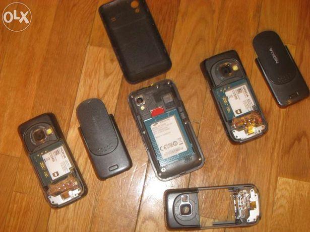 Nokia n73 e samsung gt-s5839i