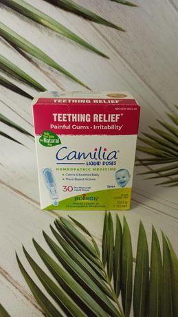 Средство для облегчения боли при прорезывании зубов Camilia, камилия