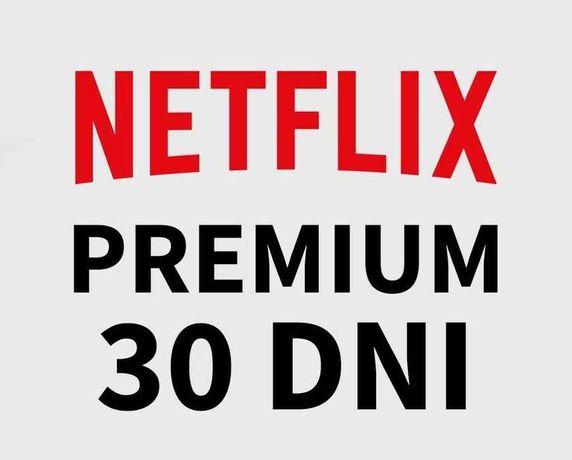 Netflix Premium wysylka automatem - 2 min