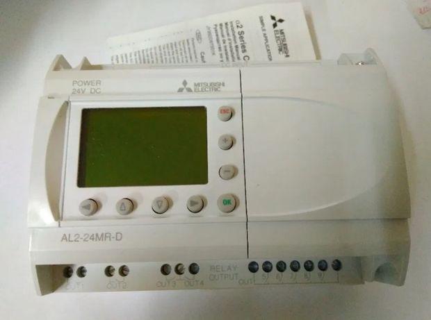 Контролер Mitsubishi al2-24mr-d al2-14mr-d