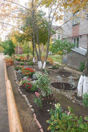 Озеленение, услуги садовников, благоустройство