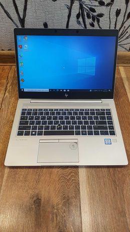 Ноутбук HP Elitebook 840 g5 256 SSD 8 RAM Состояние нового