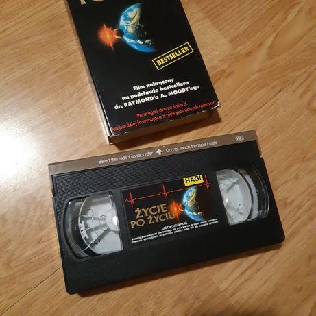 Kaseta VHS  Życie po życiu