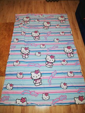 Pościel poszewka Hello Kitty + gratis poduszka