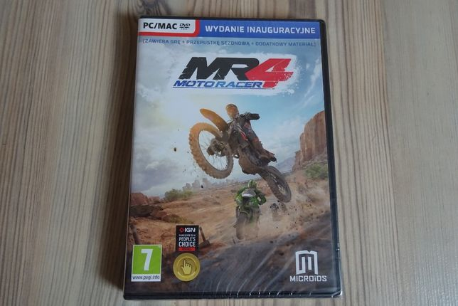 Gra Moto Racer 4 PC