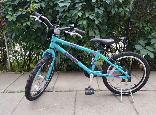 """Rower dziecięcy SQUISH 18"""" błękitny dla dziecka"""