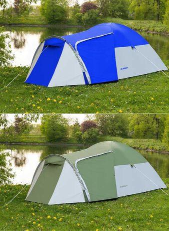 Намет туристичний Acamper Monsun 4 двошаровий  Палатка 4х місна
