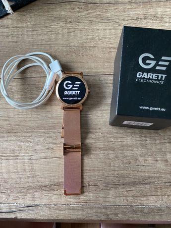 Smartwatch nowy złoty
