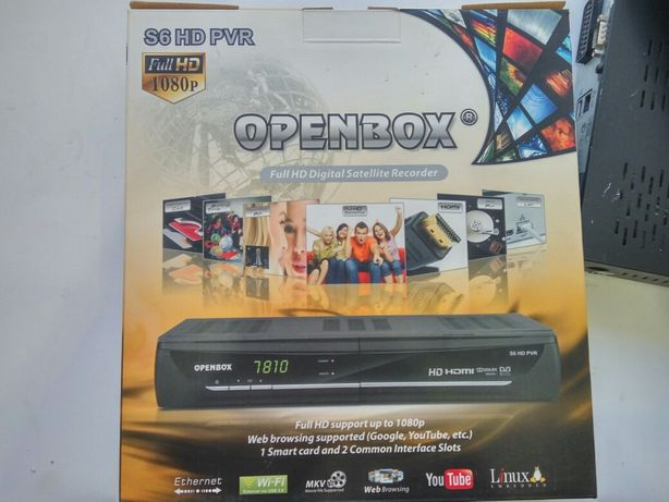 Openbox S6HD PVR