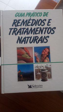 Guia prático de remédios e tratamentos naturais