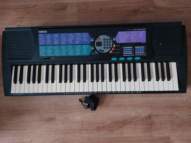 Keyboard Yamaha PSR - 185 + ZASILACZ